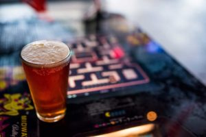 Bar Partners - Beer and Pacman
