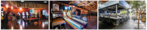 Bar Games and Photo Booths