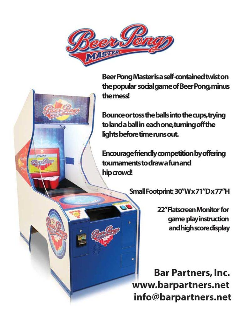 Bar Partners - Beer Pong