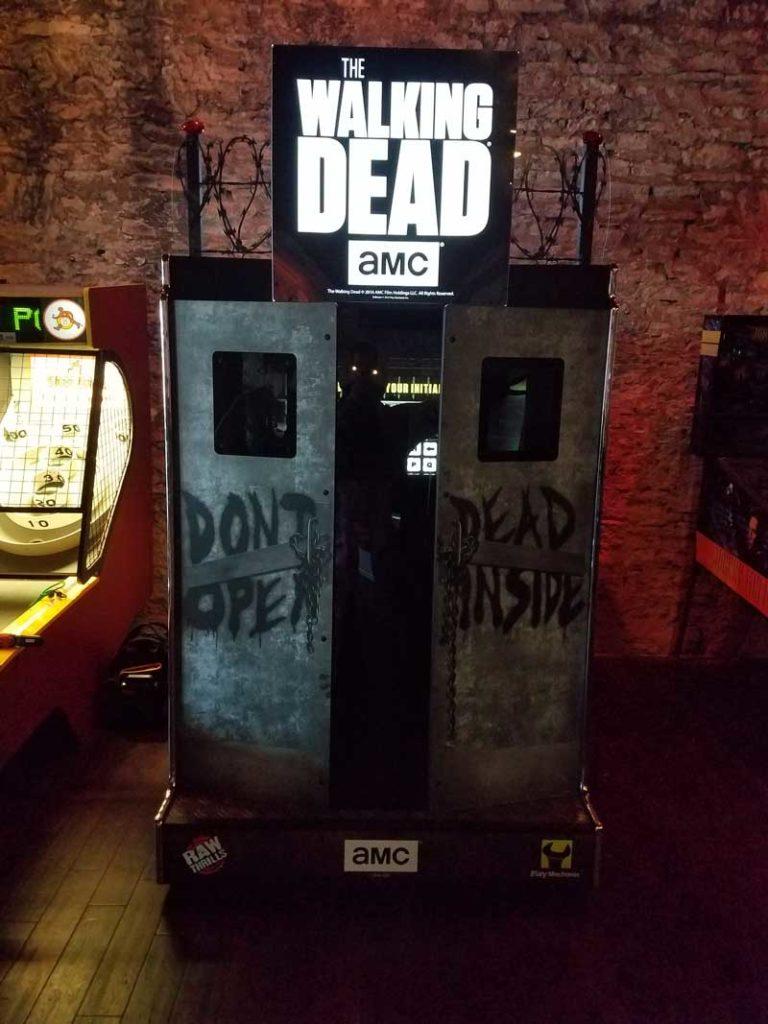Bar Partners - Walking Dead