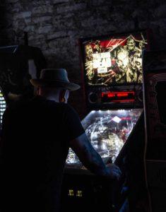 Bar Partners - Walking Dead Pinball