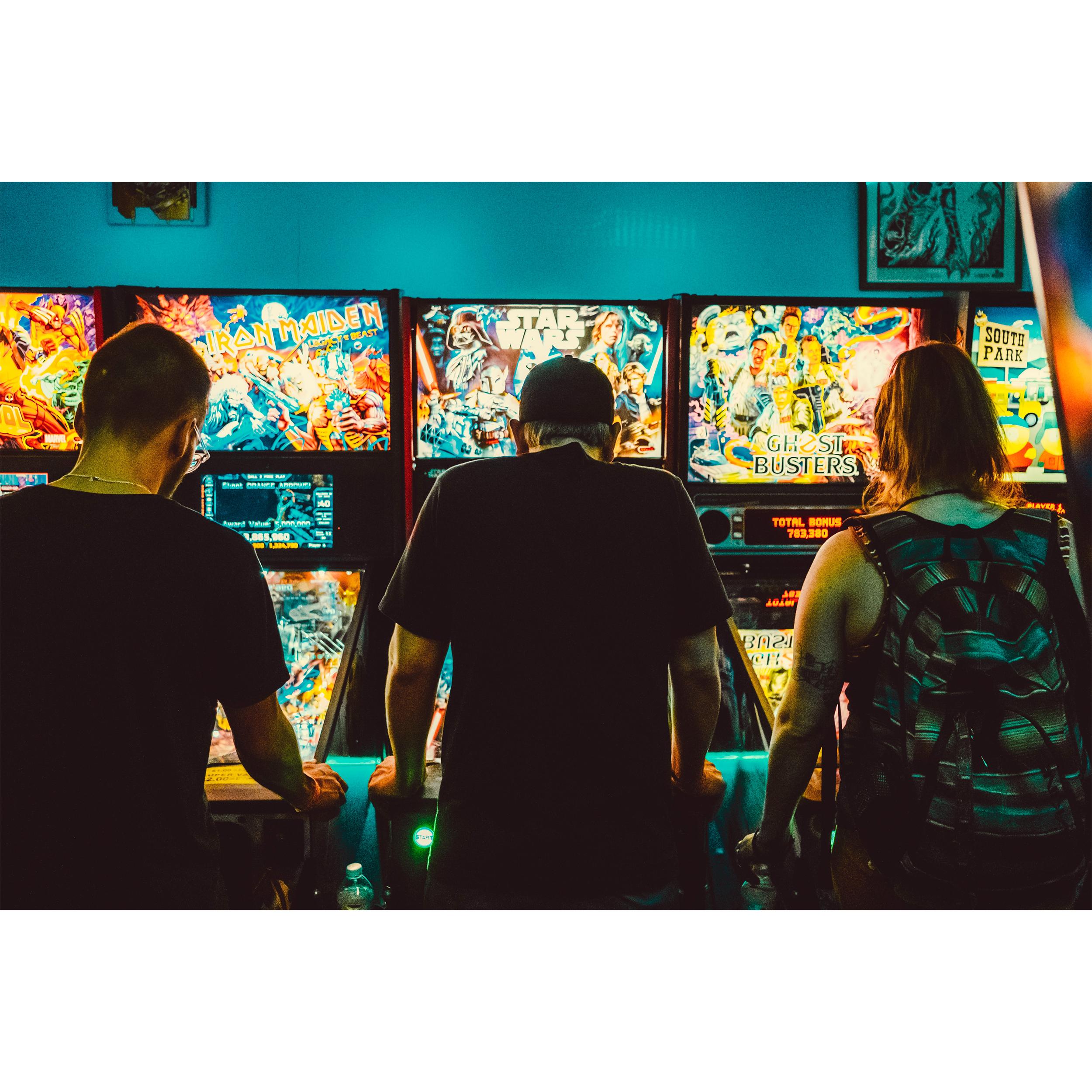 Bar Partners - Low Key